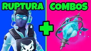 🏆 BREAK PACK 10 AMAZING COMBOS SKIN BREAK BREAKPOINT FORTNITE BEST COMBOS TRYHARD
