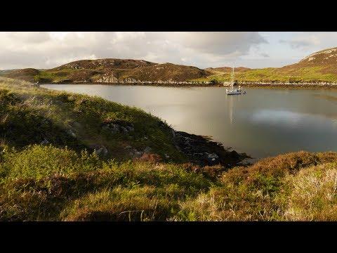 Mit dem Segelboot durch Schottlands Inseln