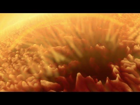 İlk Kez Güneş'in İçini Görmek