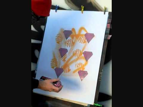 stencil art star wars multi layer stencils