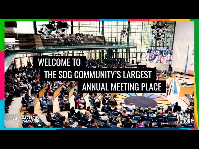 Join us at the SDG Global Festival of Action!