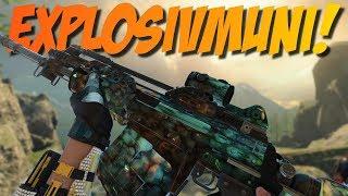 S6 Stachelrochen: Einschlagsexplosion Agenten Mod in Black Ops 4