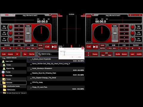 PCDJ DEX 3 RE  - The Karaoke Basics