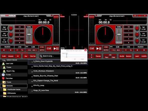 PCDJ DEX 3 RE  - The Karaoke Basics