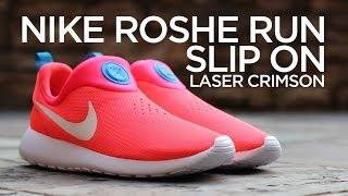 roshe run slip on