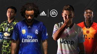FIFA 19 | EA SPORTS X Adidas Limited Edition Jerseys Reveal