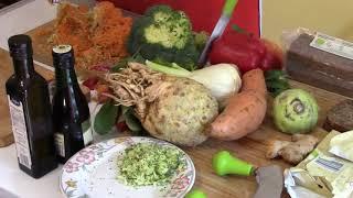 Effektive Mikroorganismen + Gemüse