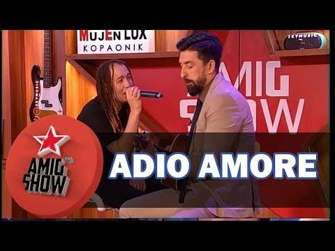 Rasta - Adio Amore (Acoustic) (Ami G Show S10)