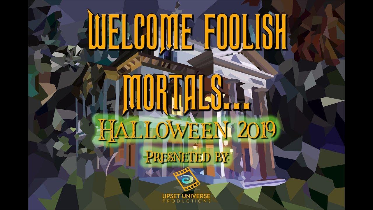 Welcome Foolish Mortals - Episode 1