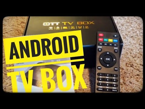 OTT Android Wifi TV Box Review