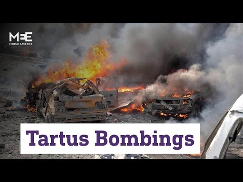 Tartus Bombings