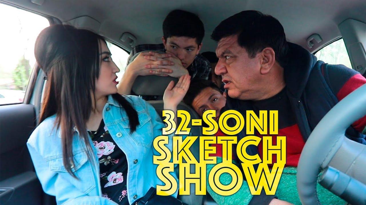 Sketch SHOW 32-soni (Mirzabek Xolmedov, Zokir Ochildiyev, Abror Baxtyarovich)