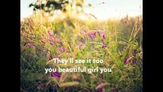 sara bareilles beautiful girl with lyrics