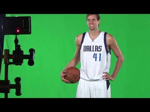 Dallas Mavericks Media Day 2014 Dirk Nowitzki Fox Sports Southwest (FSSW) Promo