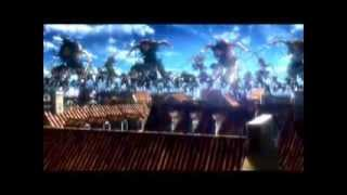 Guile's Theme Goes With Everything  Shingeki no Kyojin Style   Attack on Titan