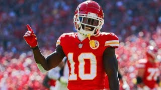 Tyreek Hill FULL 2018-2019 Season Highlights