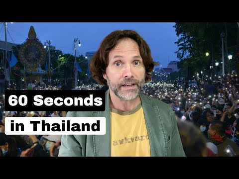 Thailand Tourism Update (and State of Emergency) - Bangkok News Today