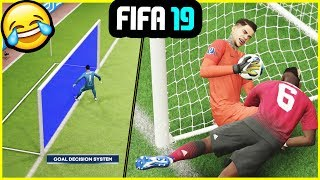 18 UNBELIEVABLE Things That Can Only Happen In FIFA 19