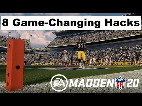 8 Madden 20 Hacks In About 3 Minutes