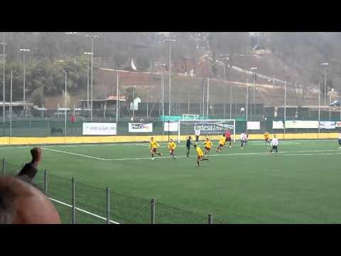 Goal di capitan Zamboni contro l'Oltrepo