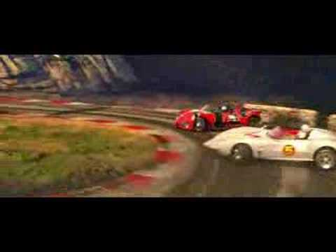 Speed Racer 4 MINUTES Extended Trailer HD (OFFICIAL TRAILER)
