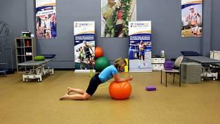Bonus Exercise Ball | PostPartum Fitness Program