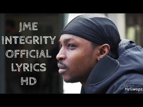 JME - INTEGRITY - OFFICIAL LYRICS HD