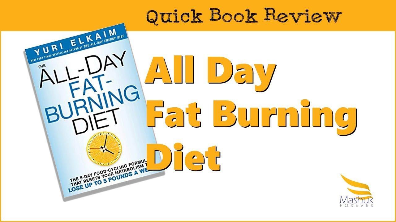 Quick fat burning diet