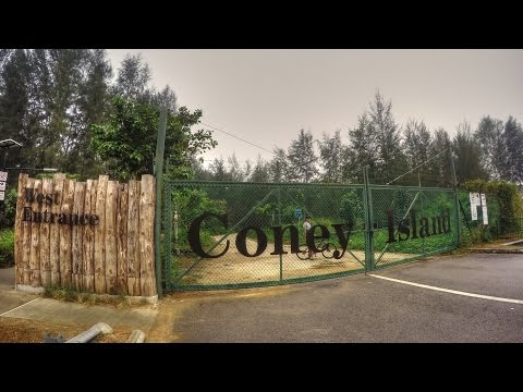 Coney Island Singapore - GoPro