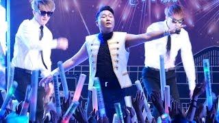 [Full직캠] 싸이 PSY 공연 라이브 : 1시간20…