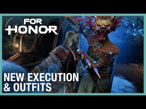 For Honor: New Execution & Outfits | Week of 09/19/2019 | Weekly Content Update | Ubisoft [NA]