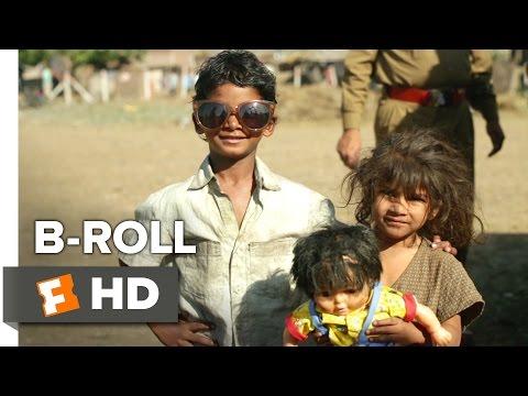 Lion B-ROLL 2 (2016) - Dev Patel Movie