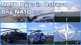NATO Days in Ostrava - Dny NATO 2018 4K