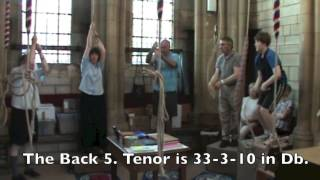 The 14 Bells of Truro Cathedral