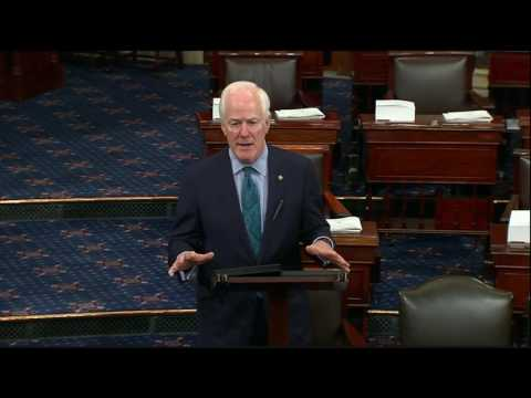 Cornyn: PM Modi's Visit Critical to Strengthening Ties Between U.S. and India