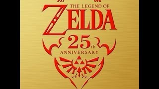 Download Legend of Zelda 25th Anniversary Symphony: Great Fairy's Fountain Theme MP3 song and Music Video
