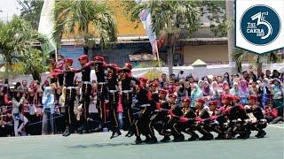 Download lagu PASKIBRA SMKP INDOBARUNA SBY (DOBARKIBRA) @ CAKRA 2K15