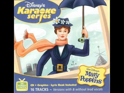 Mary Poppins: Disney Karaoke Series: Track Eight: Let's Go Fly A Kite