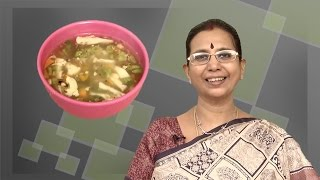 Vegetable Clear Soup  | Mallika Badrinath | Indian Recipes