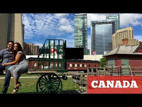 Canada Travel Vlog| Toronto | Niagara Falls | Niagara on the Lake