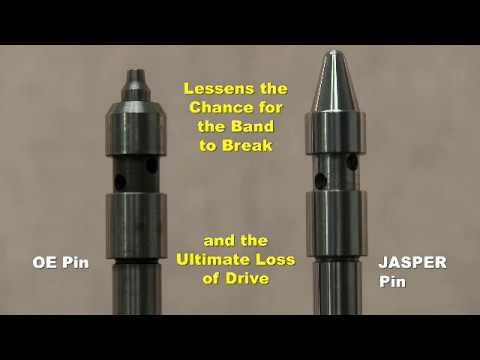 Jasper Engines & Transmissions - GM 4T65E Forward Band Pin Update