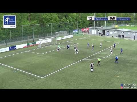 A-Junioren:  0 1 Albin Sahiti SV Waldhof Mannheim