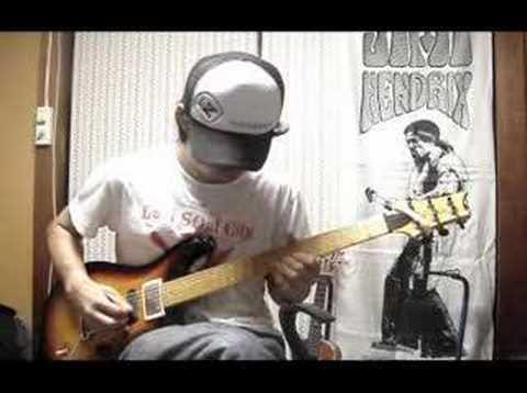 Canon Rock!! - Jerry C - Pachelbel Canon Cover