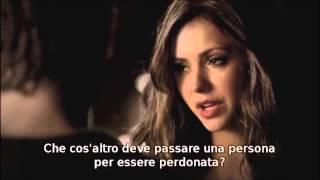 """TVD: Stefan e Katherine """"Non mi guarderai mai come guardi Elena"""" 5x10 Sub Ita."""