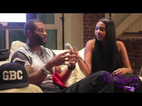 THE KIKI AYERS SHOW: ROBERT CHRISTOPHER RILEY FULL INTERVIEW