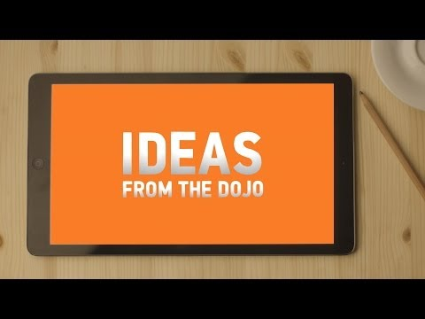 Ideas From the Dojo - Episode 1 - The Importance of Blogging