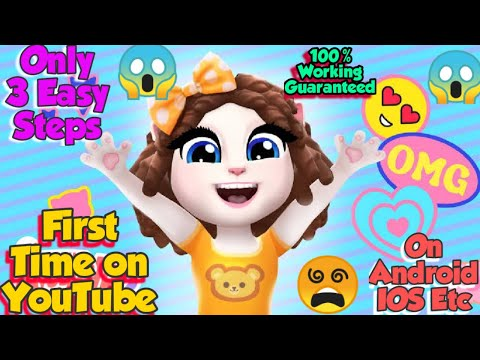 tai game my talking angela hack mien phi - How to download My Talking Angela 2 | Free | Second Method |