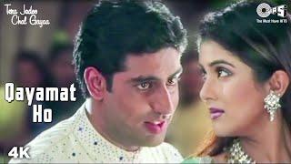 Qayamat Ho | Abhishek Bachchan | Kirti Reddy | Sonu Nigam | Kavita K | Tera Jadoo Chal Gayaa