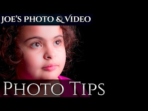 How To Take A Low Key Photo Using Speedlites | Photography Tips