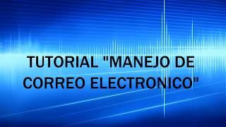 Manejo BÁsico De Correo ElectrÓnico  Outlook